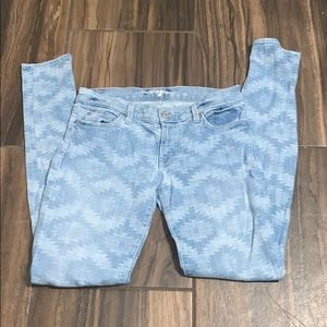 7 for all mankind jeans 3/0234